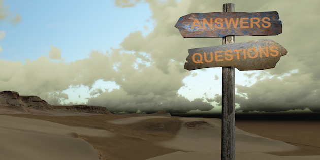 Seven Questions Your Site Must Answer by Charlie Page