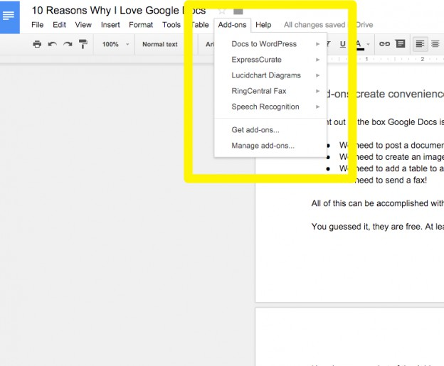 how to put image anywhere on google docs page