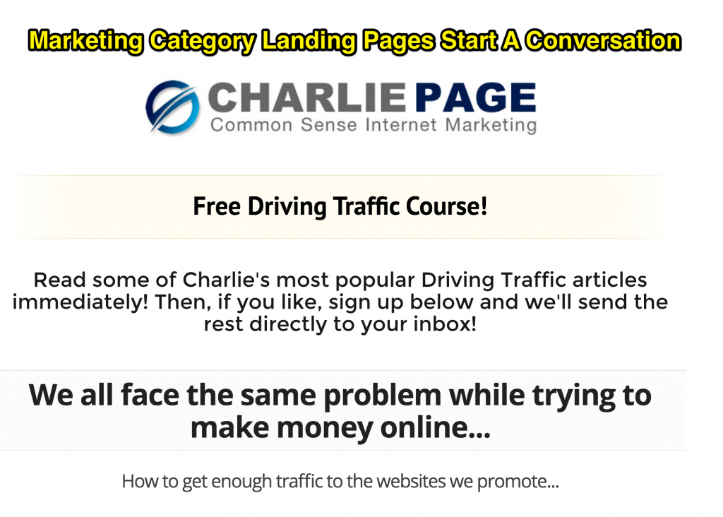 CLP - Driving Traffic