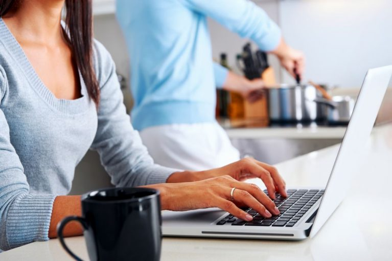 Avoiding Distractions While Working at Home by Charlie Page