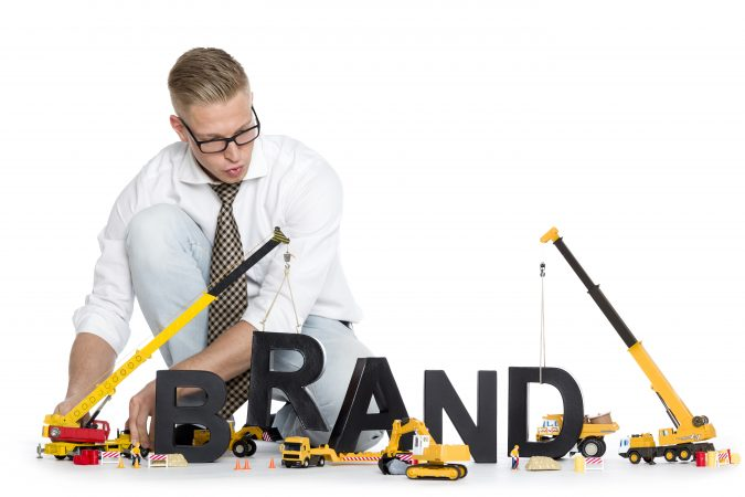 YOU are the Brand! by Charlie Page